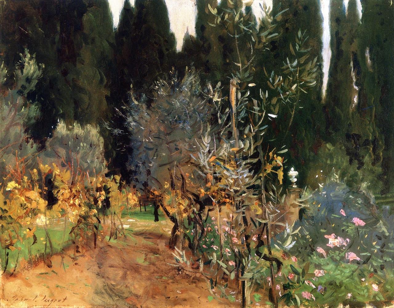 Florence: A Garden, 1910